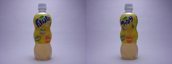 ファンタハニーレモン 500mlペットボトル(2011/08現在)