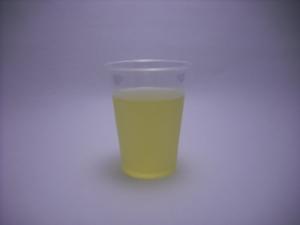 ビタミン炭酸MATCHの色(2011/08現在)