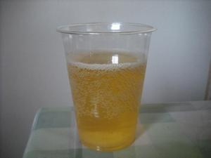ペプシカリビアンゴールドの色(2011/08現在)