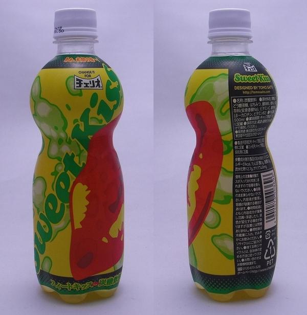 スウィートキッス 500mlペットボトル(2011/11現在)