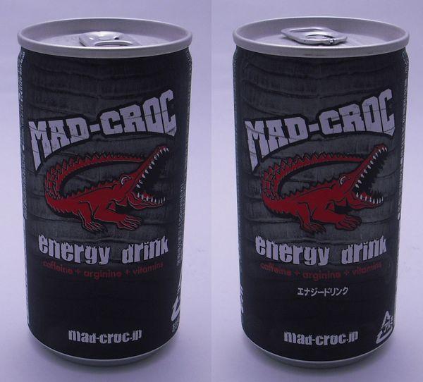 MAD-CROC(マッドクロック) 190ml缶(2012/06現在)