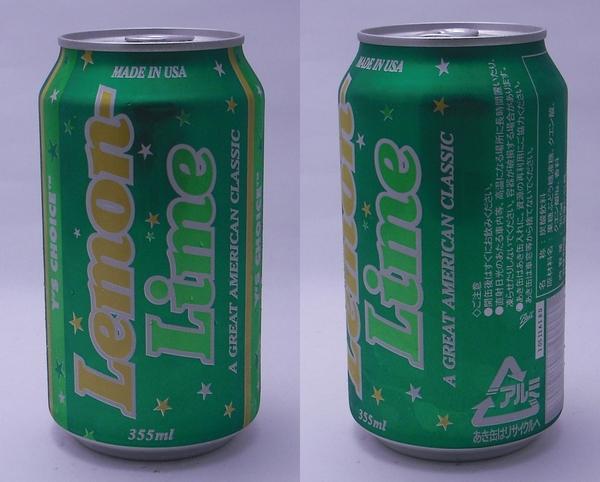 Y'S CHOICE レモンライム 355ml缶(2012/07現在)