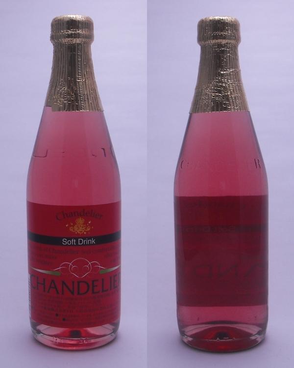 CHANDELIER(シャンデリア) レッド 350ml瓶